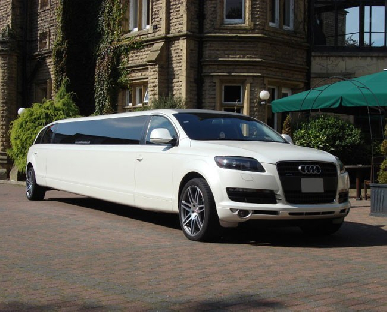 Limo Hire in Cheshunt