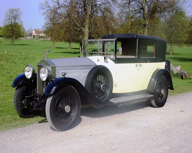 1929 Rolls Royce Phantom Sedanca in London