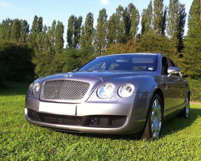 Bentley Continental GT Hire in London