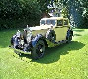1935 Rolls Royce Phantom in Surrey