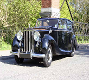 1952 Rolls Royce Silver Wraith in Oxfordshire