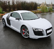 Audi R8 Hire in London