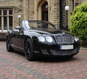 Bentley Continental Hire in Wycombe