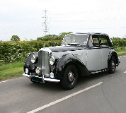 Bentley MK VI Hire in Middlesex and Heathrow
