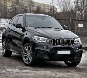 BMW X6 Hire in London