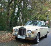 Duchess - Rolls Royce Silver Shadow Hire in Surrey