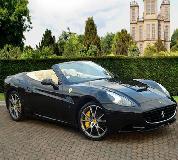 Ferrari California Hire in Hatfield