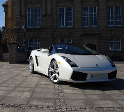 Lamborghini Gallardo Hire in Bristol