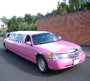 Lincoln Towncar Limos in Middlesex and Heathrow