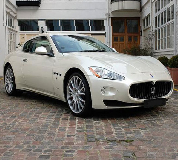 Maserati Granturismo Hire in Middlesex and Heathrow