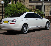 Mercedes S Class Hire in Middlesex and Heathrow