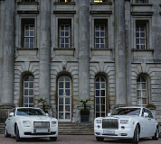 Phantom and Ghost Pair Hire in London