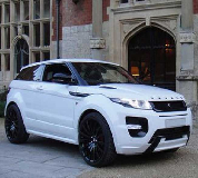 Range Rover Evoque Hire in London