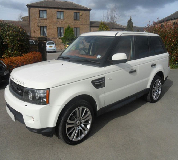 Range Rover HSE Sport Hire in Middlesex and Heathrow