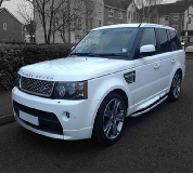 Range Rover Sport Hire  in London