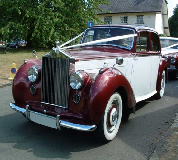 Regal Lady - Rolls Royce Silver Dawn Hire in London