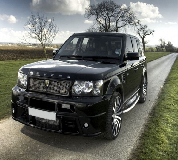 Revere Range Rover Hire in London