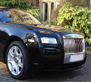 Rolls Royce Ghost - Black Hire in London