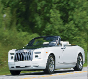 Rolls Royce Phantom Drophead Coupe Hire in London