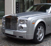 Rolls Royce Phantom - Silver Hire in London