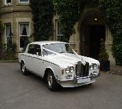 Rolls Royce Silver Shadow Hire in London