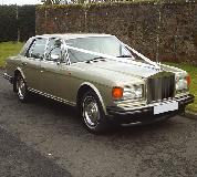 Rolls Royce Silver Spirit Hire in Surrey