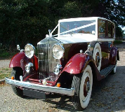 Ruby Baron - Rolls Royce Hire in London
