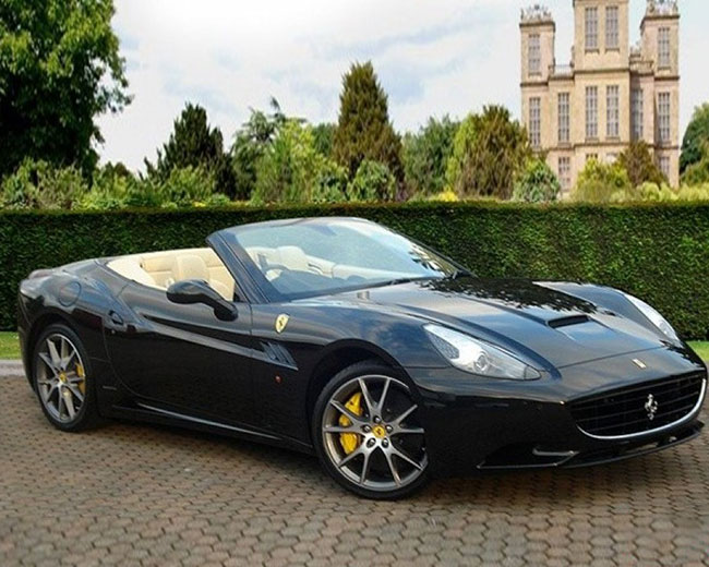 Ferrari California Hire in London