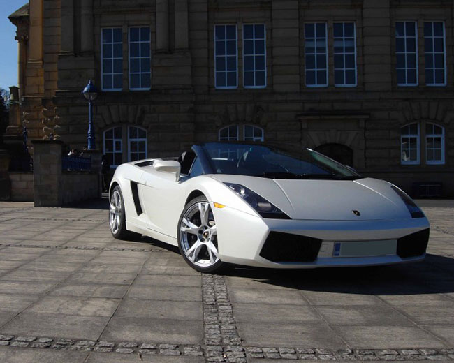 Lamborghini Gallardo Hire in London