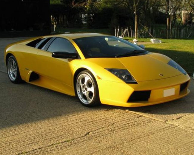 Lamborghini Murcielago Hire in London