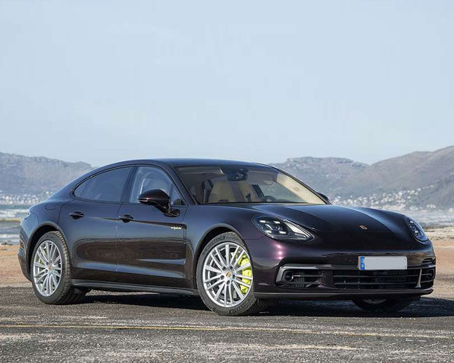 Porsche Panamera Hire in London